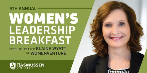 Rasmussen College Annual Women's Leadership Breakfast