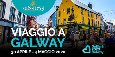 Irlanda - Viaggio 2020 tickets