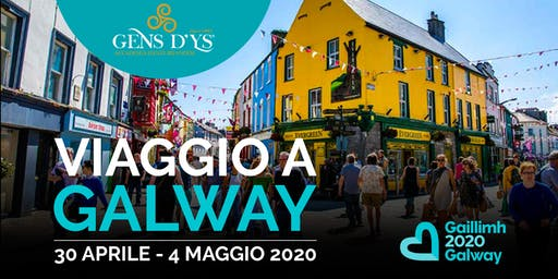 Irlanda - Viaggio 2020