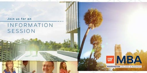 UF MBA Gainesville Information Session