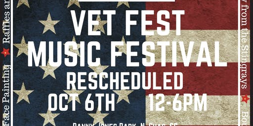 Vet Fest Music Festival