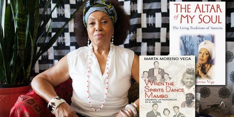 Celebrating Sacred to Secular: The Writings of Dr. Marta Moreno Vega tickets