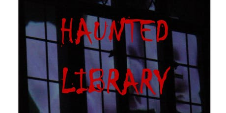 Haunted Library tickets