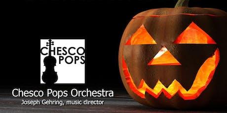 Chesco Pops Halloween Concert  - WEST CHESTER tickets