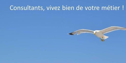 Consultants, vendez plus et plus sereinement du conseil. (Nantes)