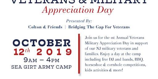 Military & Veterans Appreciation Day