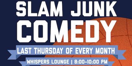 Slam Junk Comedy Show tickets