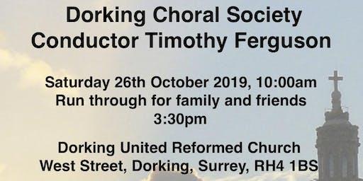 Come and Sing Duruflé Requiem