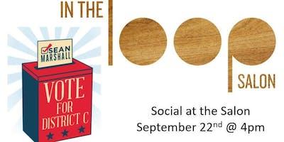 Social at the Salon | Sept. 22nd at 4pm