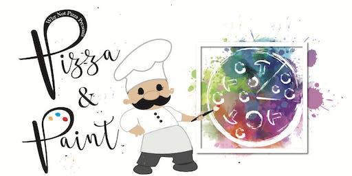 Pizza & Paint: Christmas