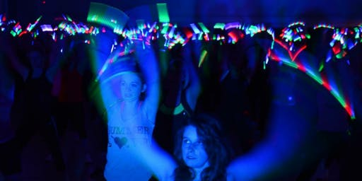 EVERY MONDAY St Bridget's Catholic Church 7:15pm-8:15pm GLOW DANCE FITNESS