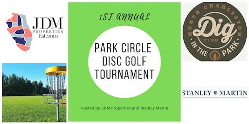 1st  Annual Park Circle Disc Golf Tournament