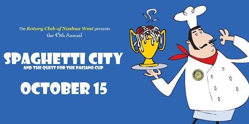 45th Annual Spaghetti City