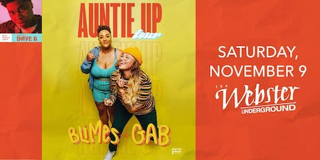 BLIMES AND GAB tickets