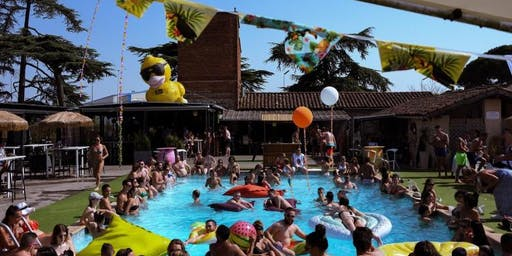 Pool party Montpellier