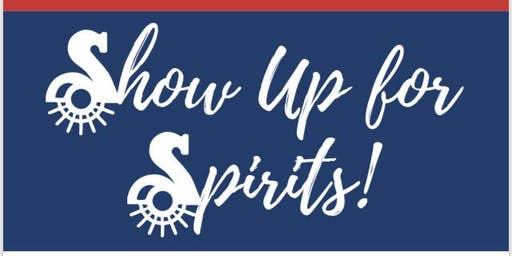 CMDS 2019 Fall Fling: Show Up for Spirits