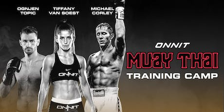 Onnit Muay Thai Camp tickets