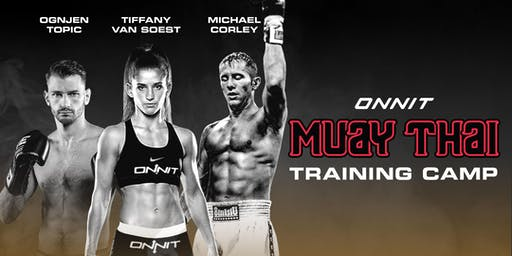 Onnit Muay Thai Camp
