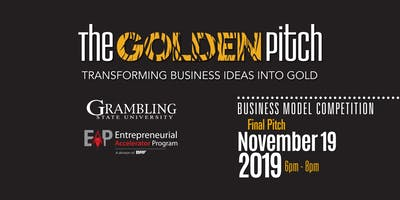 The Golden Pitch 2019 – GSU Top 5 Final Pitch