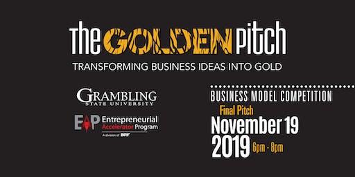 The Golden Pitch 2019 – GSU Top 5 Final Pitch
