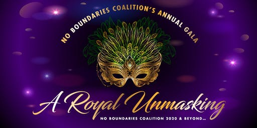 No Boundaries Coalition's Annual Gala 2019