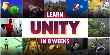 Unity Course Info Session tickets