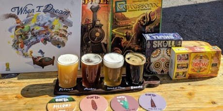 Beer and Board Game Pairings tickets
