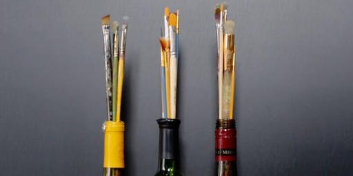Art Elementz Wine & Paint