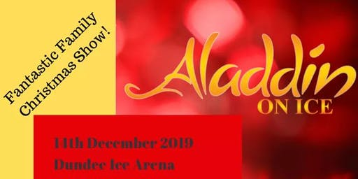 Aladdin On Ice 2019 11.30am