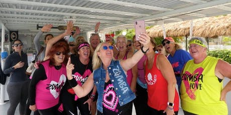 Zumba Class at Sea! tickets