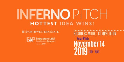 Inferno Pitch 2019 – NSU Top 5 Final Pitch