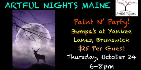 Paint N' Party at Bumpas at Yankee Lanes tickets