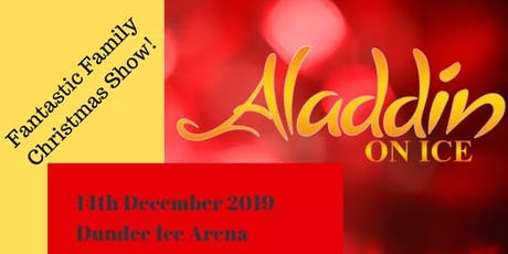 Aladdin on Ice 2019 3.00PM tickets