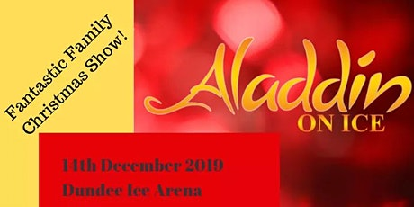Aladdin on Ice 2019 3.00PM tickets