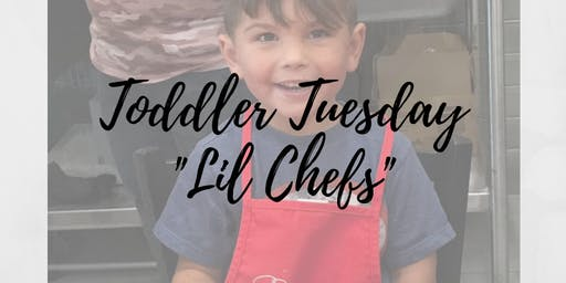 """Toddler Tuesday """"Lil Chefs"""": Sesame Street"""