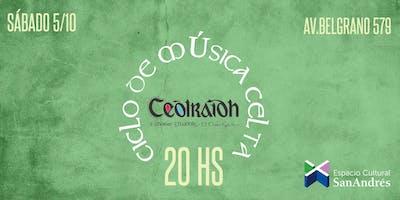 Ciclo de Música Celta - Coro Ceòlraidh