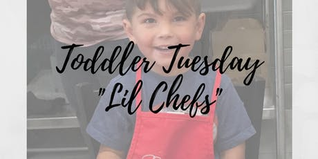 """Toddler Tuesday """"Lil Chefs"""": Sesame Street tickets"""
