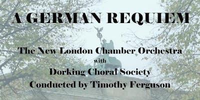 Brahms German Requiem