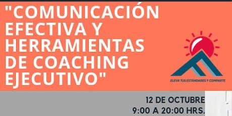IFS Comunicación efectiva herram Coaching Ejt con Mtro. Ricardo De la Vega entradas
