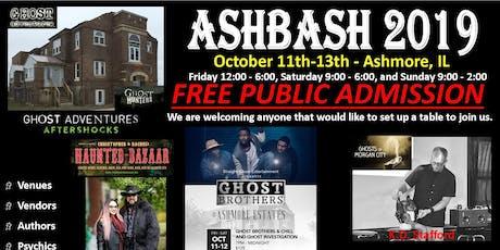 Ashbash 2019 tickets