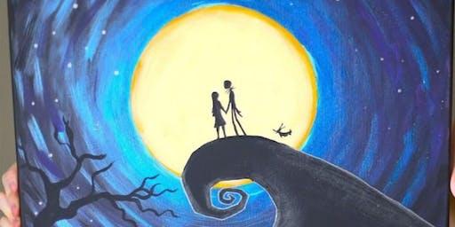 Jack & Sally Paint night