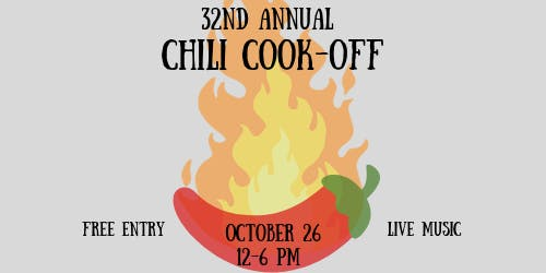 32nd Annual Chili Cook-Off in Five Points