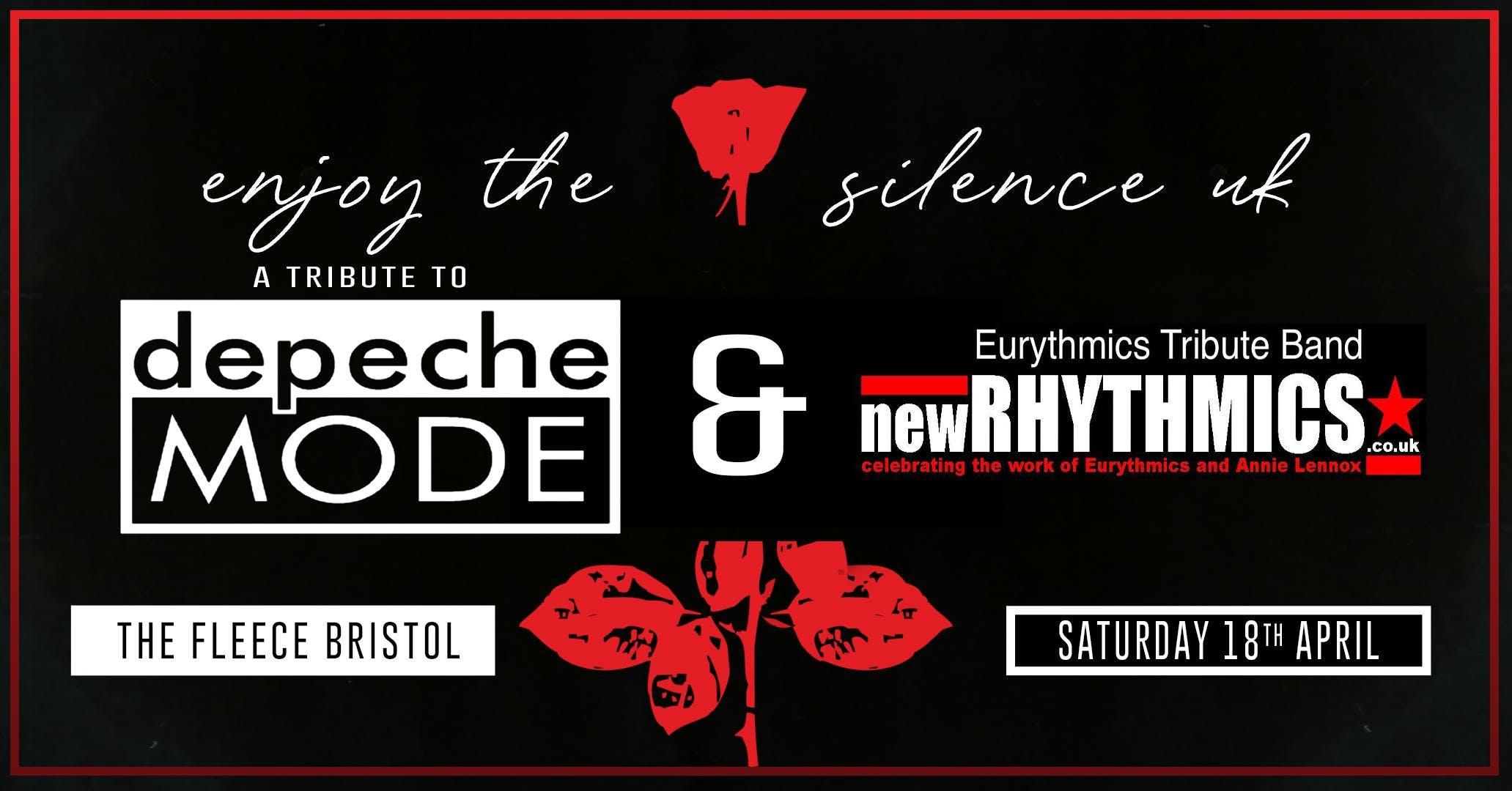 Enjoy The Silence UK (Depeche Mode tribute)  NewRhythmics