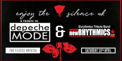 Enjoy The Silence UK (Depeche Mode tribute) + NewRhythmics