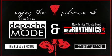 Enjoy The Silence UK (Depeche Mode tribute) + NewRhythmics tickets