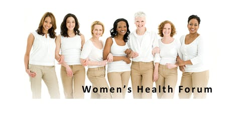 Women's Health Forum  tickets