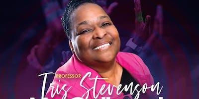 PROFESSOR IRIS STEVENSON-MCCULLOUGH LIVE RECORDING