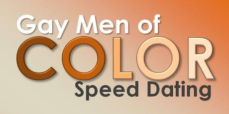 Gay Men Of Color Speed Dating - Fri 11/8 tickets