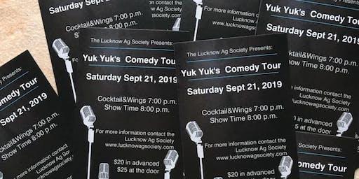 Yuk Yuk's Comedy Show at Lucknow Fall Fair