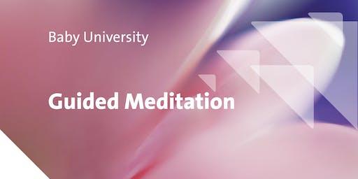 Baby University: Guided Meditation